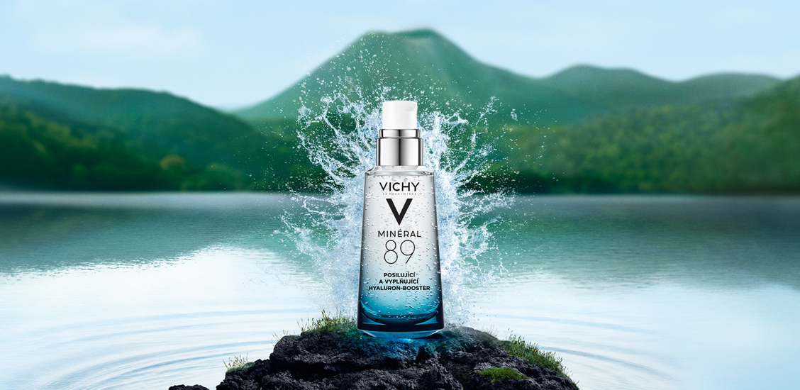 Nová péče o pleť od Vichy posiluje naši pokožku díky speciálním přísadám. Pleť je pak hydratovaná, vyplněná a zářící zdravím.