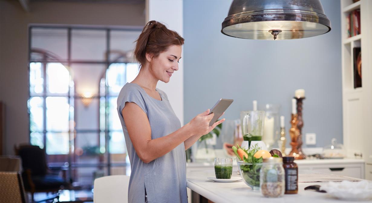 ... Nebo se můžete pochlubit fotkou uklizené kuchyně na sociálních sítích!