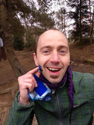 I v lese můžete narazit na vhodného Wilkinson testera :)
