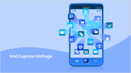 Express-Umfrage Apps und Freizeit