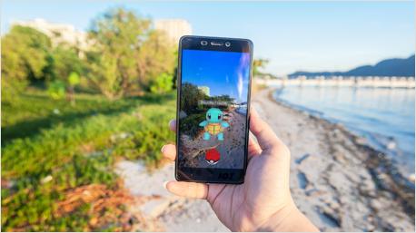 In nur 50 Tagen wurde das App-Game Pokémon GO über 50 Millionen mal heruntergeladen.