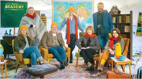 Sieben Isländer geben Reisetipps aus erster Hand.