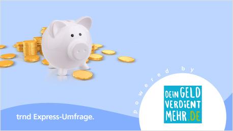 Express-Umfrage zum Thema Sparen und Investieren