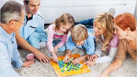 Expressumfrage zum Thema Spielen.