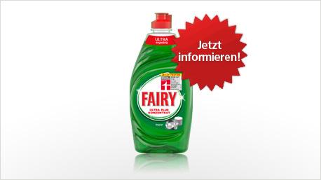 Fairy Ultra Plus im neuen trnd-Projekt