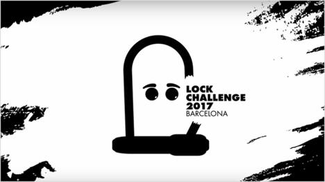 Die offizielle Lock Challenge fand in diesem Jahr in Barcelona statt: