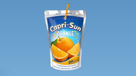 """Heißt sie nun dauerhaft """"Capri-Sun""""?"""