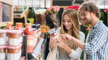 Wer die Zutatenlisten auf Lebensmitteln checkt weiß mehr über das was er isst oder trinkt.