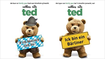 Ted Spricht Jetzt Auch Dialekt