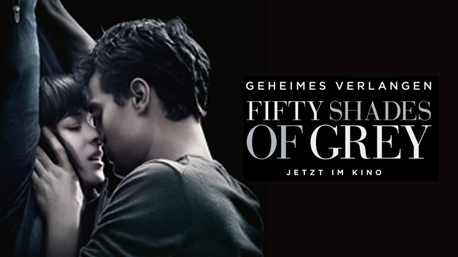 Fitfty Shades of Grey jetzt im Kino