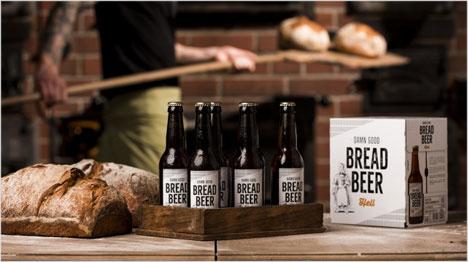 In der Schweiz gibt es seit Mai 2017 Bread Beer, das aus unverkauftem Brot von Schweizer Bäckern gebraut wird. (Bild: https://www.breadbeer.ch/)