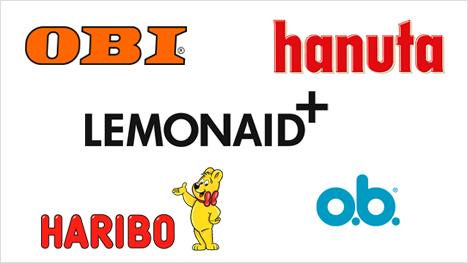 Kennt Ihr die Bedeutungen, die hinter diesen Markennamen stecken?