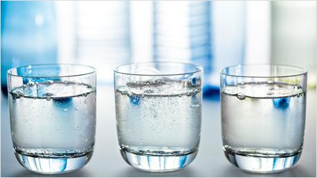 Mineralwasser Vielfalt in Deutschland