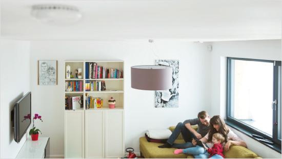 die abus smartvest funk alarmanlage im trnd projekt. Black Bedroom Furniture Sets. Home Design Ideas
