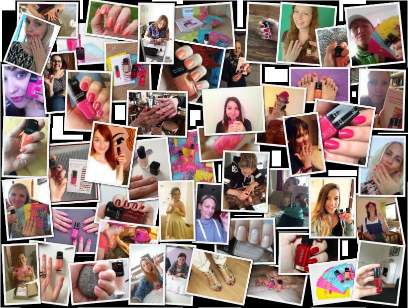 Art Couture Nail Lacquer - Eindrücke der Teilnehmerinnen