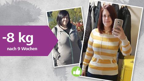 trnd-Partnerin ABohn88 hat stolze 8 kg geschafft - wir sagen Hut ab und...