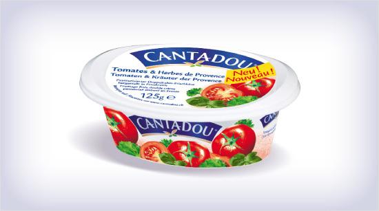 …Cantadou Tomaten & Kräuter, die es seit Ende März in der Schweiz zu kaufen gibt. Neben der Mini Terrine ist …