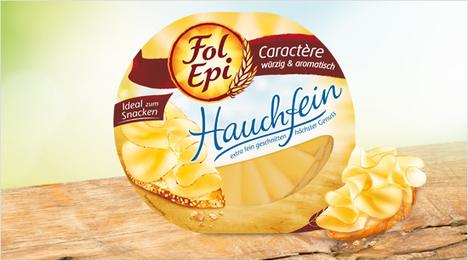 … fein-aromatisch würzig als Fol Epi Hauchfein Caractère, …