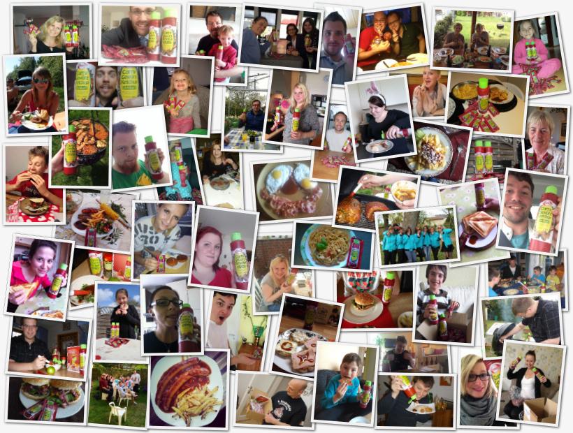 Hela Curry Gewürz Ketchup delikat – Eindrücke der Teilnehmer