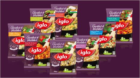 Erhältlich sind acht beliebte Gerichte: sechs italienische Pastagerichte und zwei asiatische Reisgerichte.
