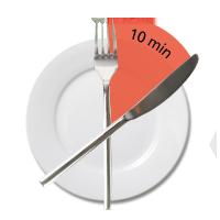 Zehn Minuten Gerichte von iglo