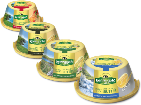 Kerrygold Buttervariationen