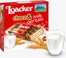 choco& milk cereals