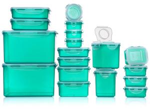 Die farbenfrohen Frischhaltedosen der Classic-Serie von LOCK & LOCK sind besonders  vielseitig - dank ihres robusten Materials und vielen verschiedenen Größen.