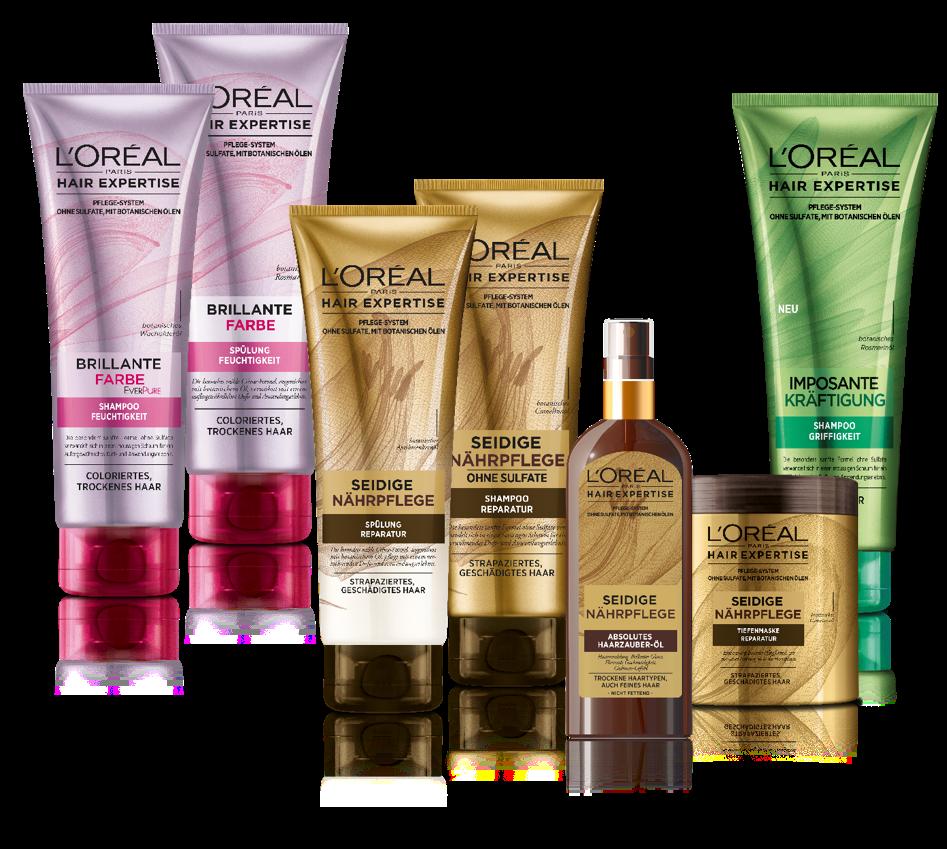 L'ORÉAL PARiS Hair Expertise