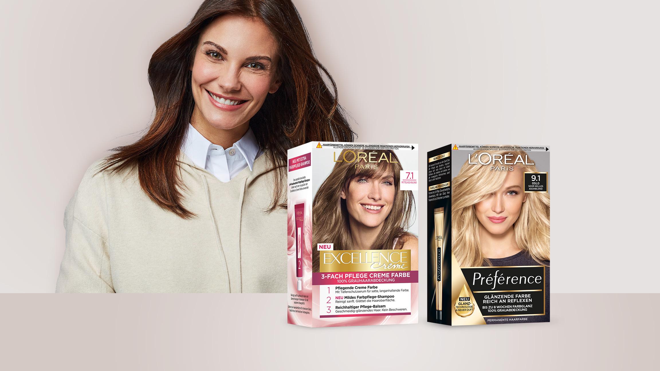 Test eigenem kostenlos haarfarben bild Frisuren Testen