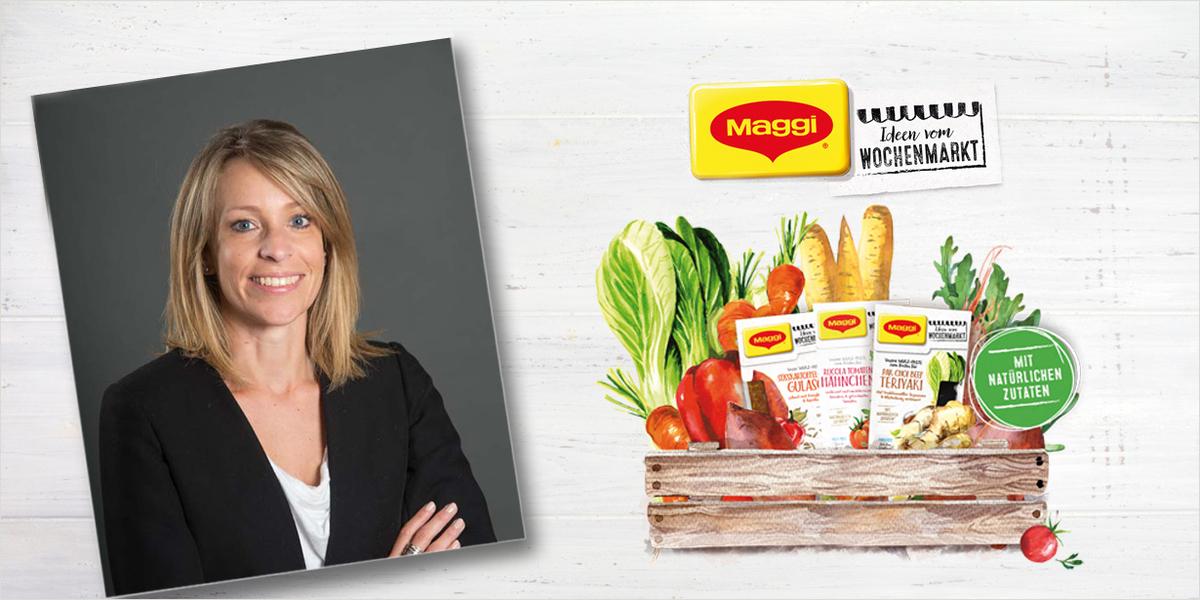"""MAGGI """"Ideen vom Wochenmarkt"""""""