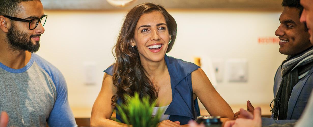 3.000 trnd-Partner probieren die neuen MAGGI Produkte gemeinsam mit Freunden, Verwandten sowie Kollegen und teilen ihre Eindrücke mit ihrem Umfeld.