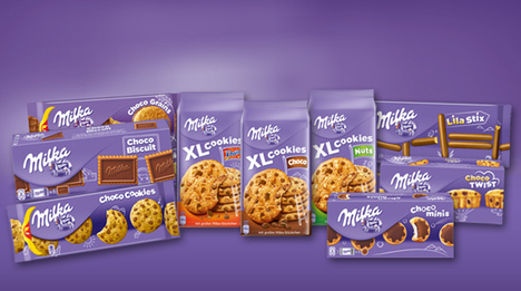 Weitere Kekse Und Kuchen Von Milka