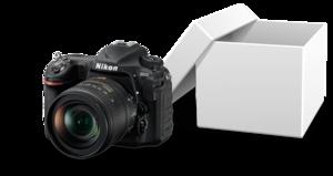 1x Nikon D500 inklusive Nikkor AF-S DX 16-80mm Objektiv