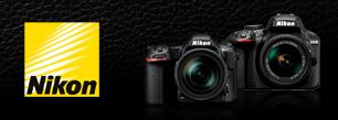 Nikon D3400 und D500