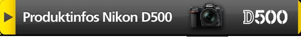 Nikon Button D500