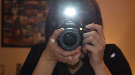 …die App 'SnapBridge' ausprobiert, um Bilder unmittelbar nach der Aufnahme aufs Smartphone zu übertragen…