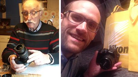 4 Wochen lang haben die trnd-Partner die Nikon D3400 und D500 entdeckt…