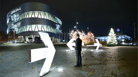 trnd-Partner dirkschnitzel war mit seiner Nikon D500 im Dunkeln unterwegs und hat dieses tolle Bild geschossen.