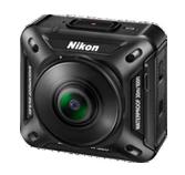 Nikon KeyMission 360 auf einen Blick.