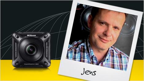 Unser Ansprechpartner bei Nikon.