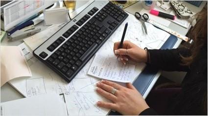 Handschriftlich oder digital?