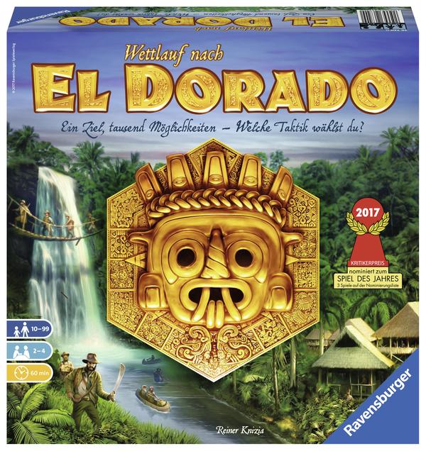 Wettlauf nach El Dorado von Ravensburger