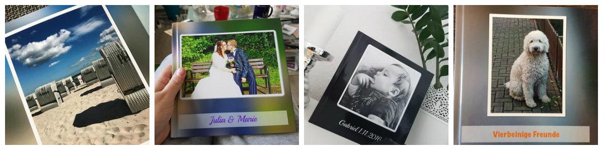 Die RUCK ZUCK Fotobücher unseres Projekts sind wahre Kunstwerke!