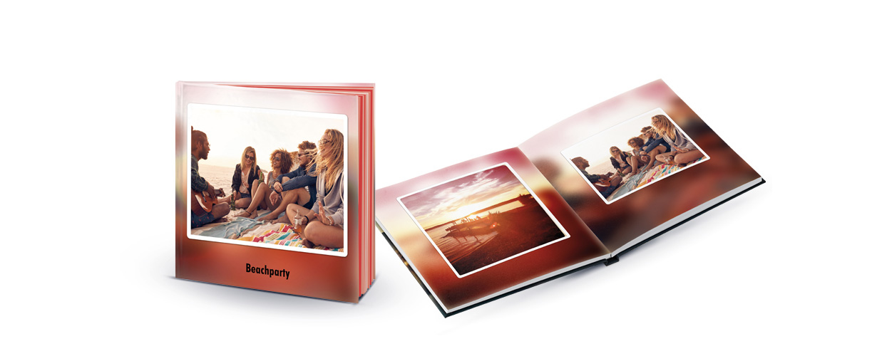Beim RUCK ZUCK Fotobuch® von FotoPremio ist der Name Programm: Es ist im Handumdrehen erstellt und schon am nächsten Arbeitstag versandfertig.