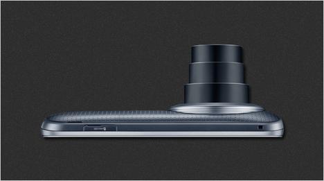Und dank des ausfahrbaren Objektivs mit 10-fachem optischen Zoom entgeht Dir auch in der Ferne kein Detail.