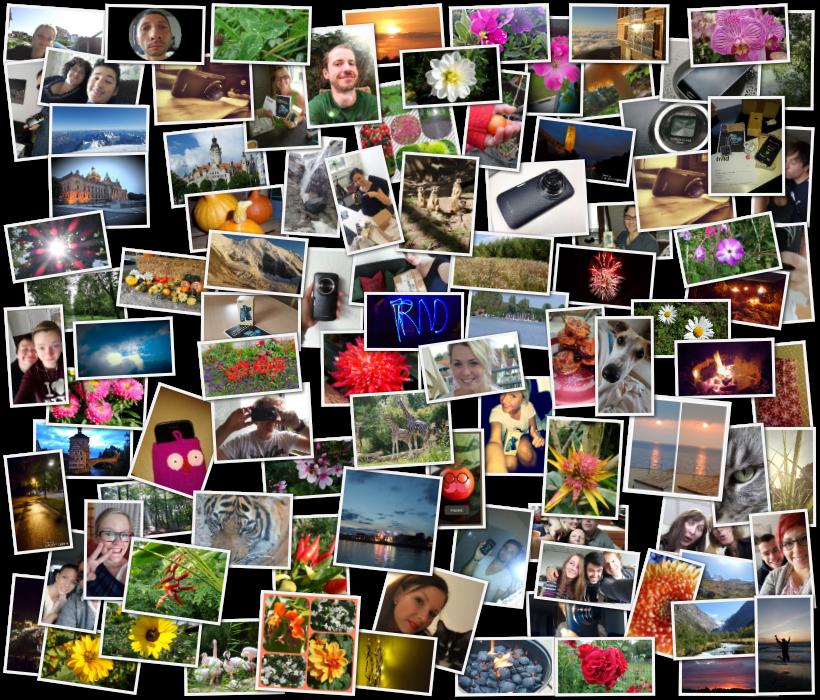 Eindrücke der Teilnehmer Samsung GALAXY K zoom