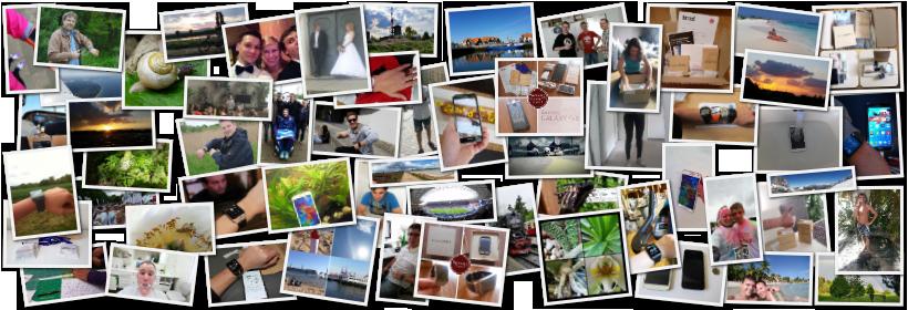 Samsung GALAXY S5 und Gear 2 – Eindrücke der Teilnehmer
