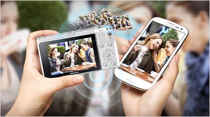 NFC Photo Beam