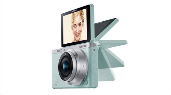 "… besitzt ein 76,2 mm (3"") Klapp-Display mit Touchscreen für gelungene Selfies. Witzige Selfies gelingen zudem per …"